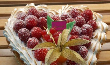 Pâtisserie Séné spécialisée dans la confection de tarte citron meringuée