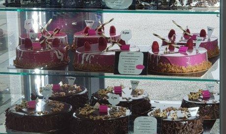 Pâtisserie Séné spécialisée dans la commande de gâteau pour événement