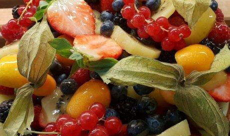 Pâtisserie Séné spécialisée dans la confection de tarte aux fruits